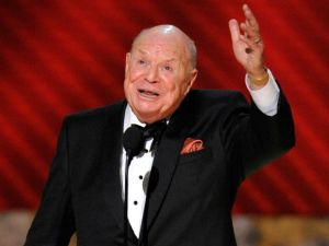 Don Rickles at the 2008 Emmy Awards.