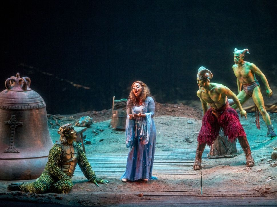 At NYCO, a Fairy Tale Opera May Lead to a Happy Ending