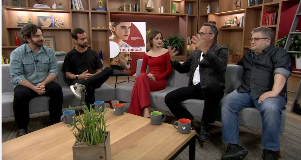 Emma Watson and Tom Hanks Tackle the 'Megaphone' of Social Media in New Film