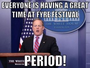 You tell 'em, Spicey!