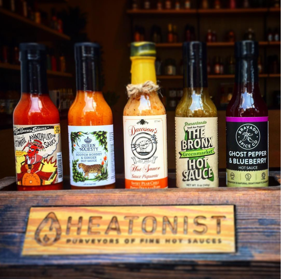 We Tried the Hottest, Rarest Heatonist Sauces You'll Find at the NYC Hot Sauce Expo