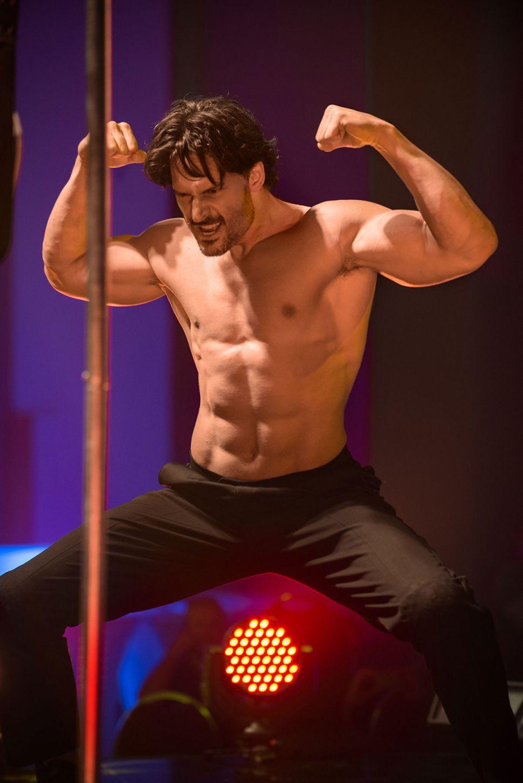 Joe Manganiello, Sexy Stripper/Werewolf, Wrote a 'Dungeons & Dragons' Movie