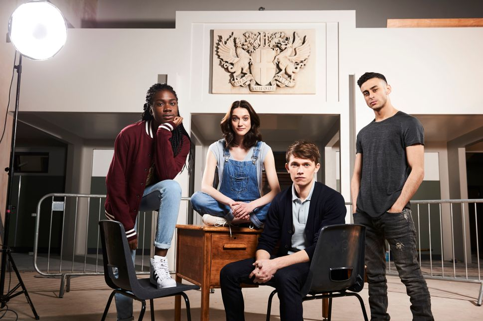 In Session: 'Class' Cast and Creator Discuss the 'Doctor Who' Spin-Off