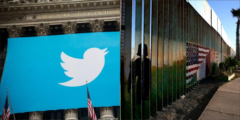 Twitter Is Taking Money From a Hate Group for a #BuildTheWall Promoted Hashtag