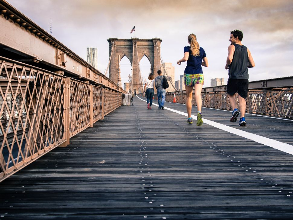 Running Adds Three Years to Your Life, Study Says