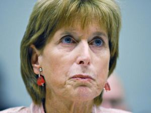 Christie Todd Whitman is a former NJ governor and former administrator of the U.S. Environmental Protection Agency.