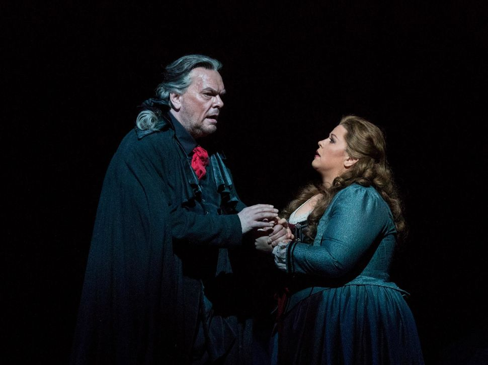 Rousing 'Dutchman' at the Met Is Enough to Wake the Undead