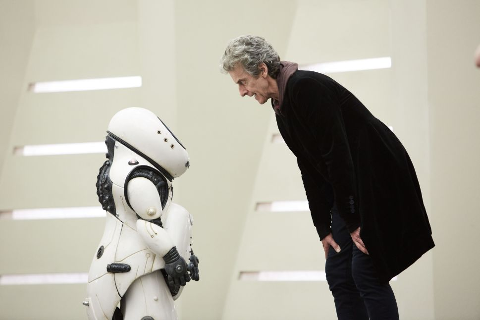 'Doctor Who' Recap 10×02: Frowny Face