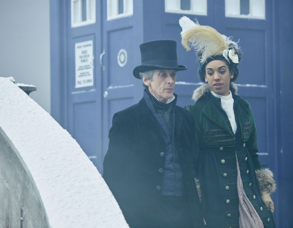 'Doctor Who' Recap 10×03: From Beneath You, It Devours
