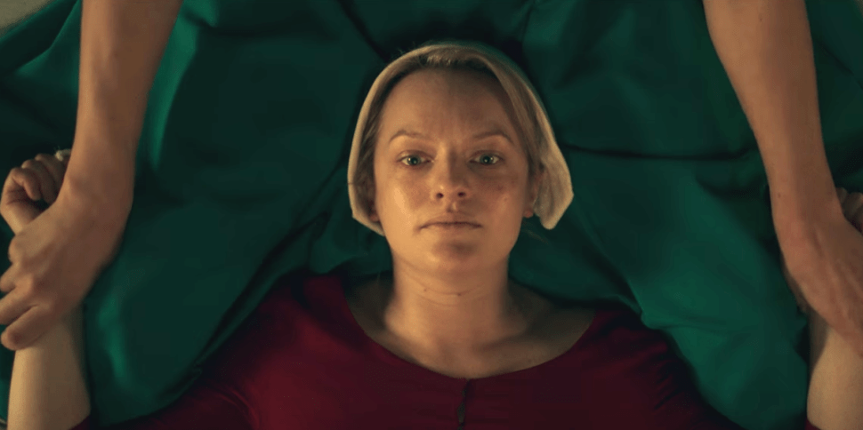 Elisabeth Moss on 'The Handmaid's Tale,' Margaret Atwood and Our Era of Peak TV