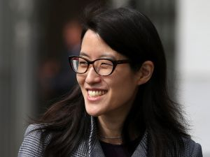 Parts of Shafrir's book were inspired by Ellen Pao's gender discrimination lawsuit.