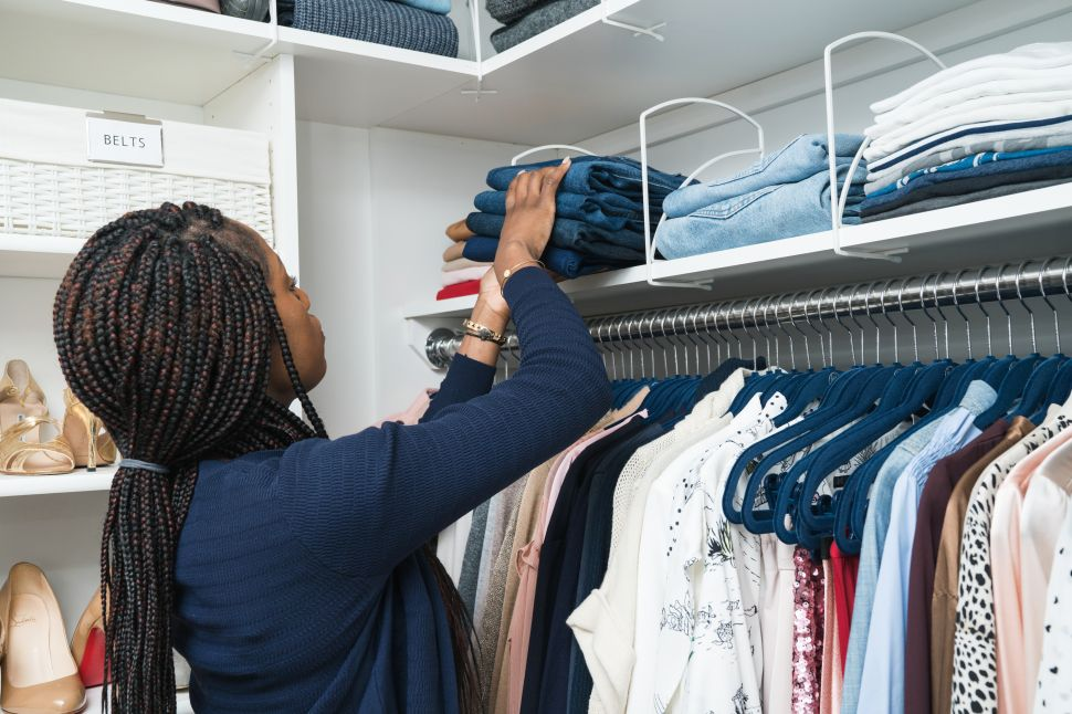 This Should Be the Year You Get Your Closet Professionally Organized