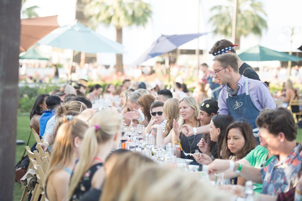 Prominent LA Chefs Dish Out Their Finest at Coachella
