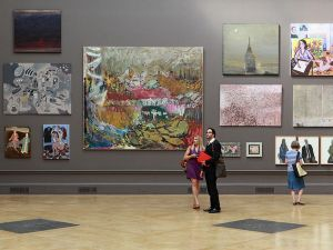 The Royal Academy of Arts' Summer Exhibition on June 2, 2011 in London, England.