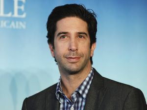 David Schwimmer checked out an East Village apartment.