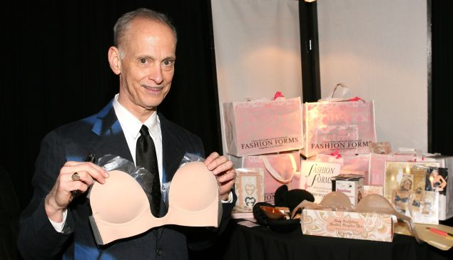 Prediction: John Waters, and others, will play with panties—whose panties is not known.