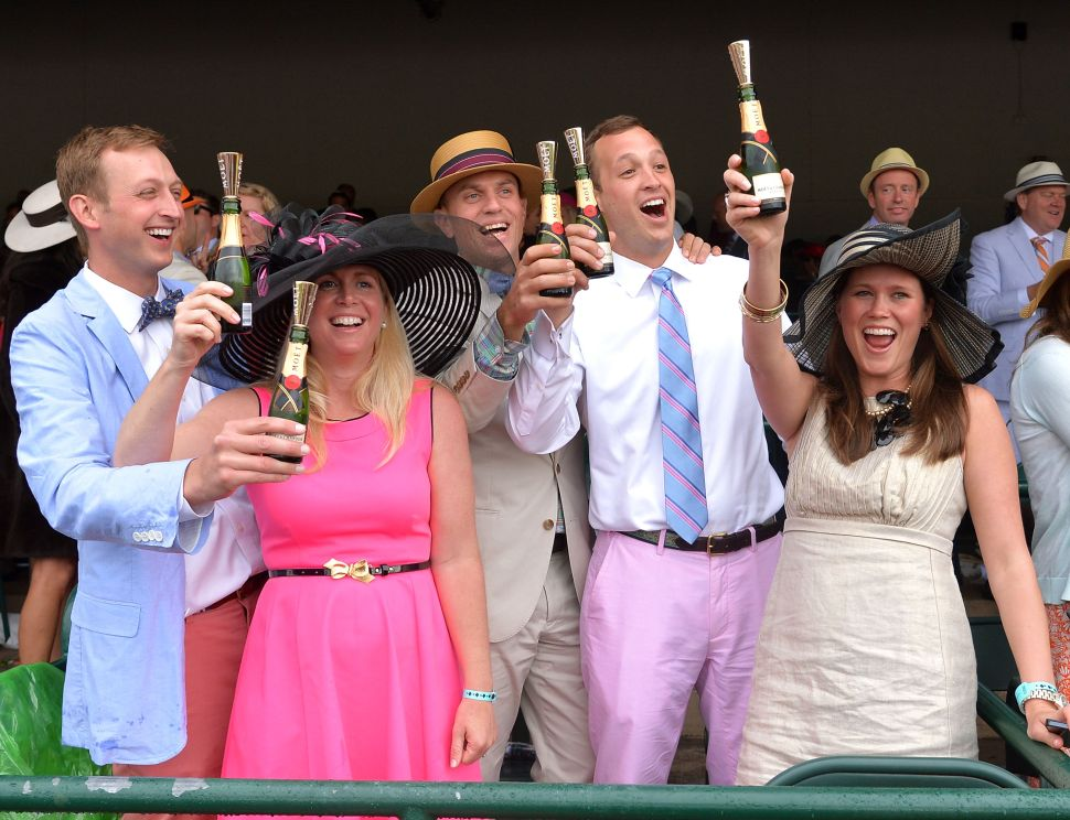 How to Experience the Kentucky Derby Like a Millionaire