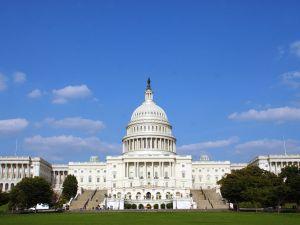 The U.S. Capitol in Washington, DC.