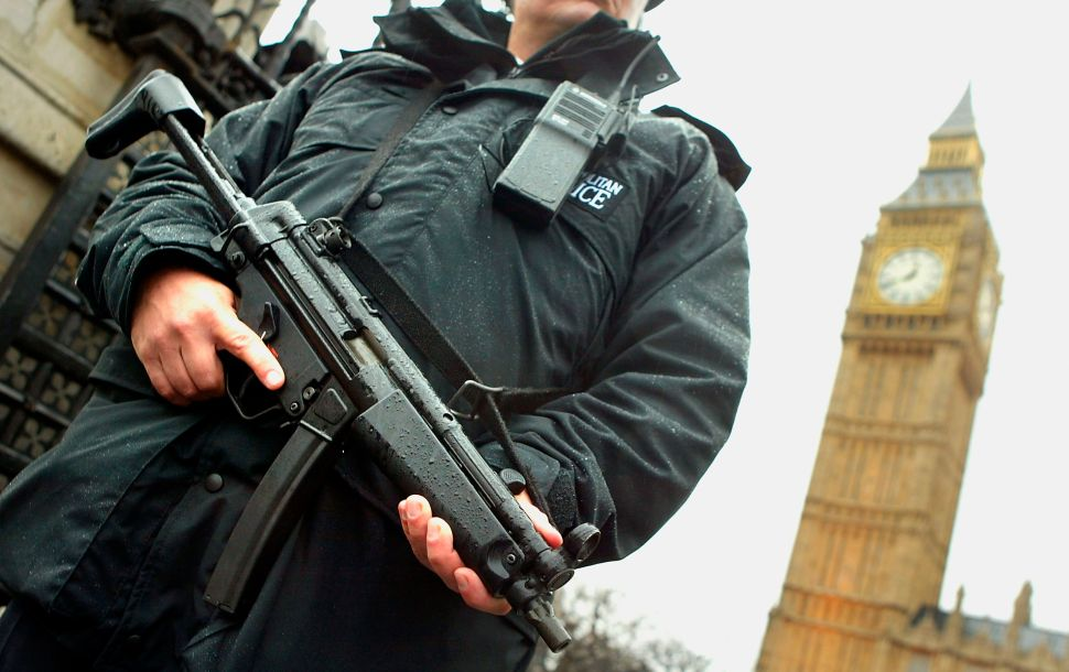 British Parliament: 'We Thought Guns Would Ruin Tourist Photos'