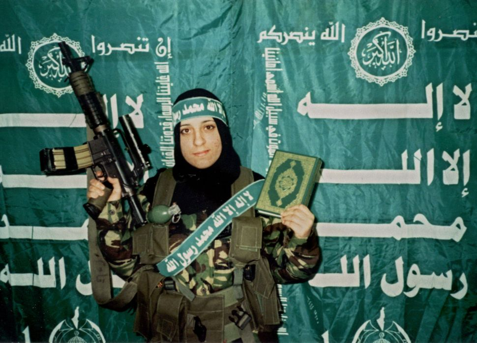How Terrorists Recruit Female Suicide Bombers