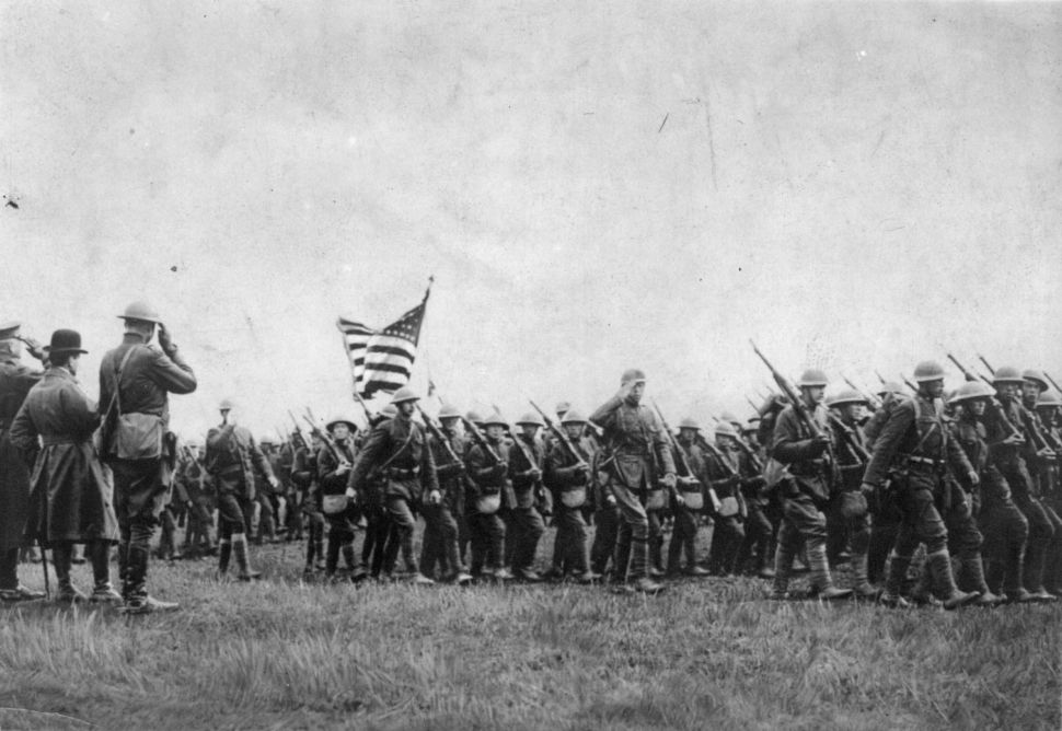 100 Years Ago Today: America Enters the Great War