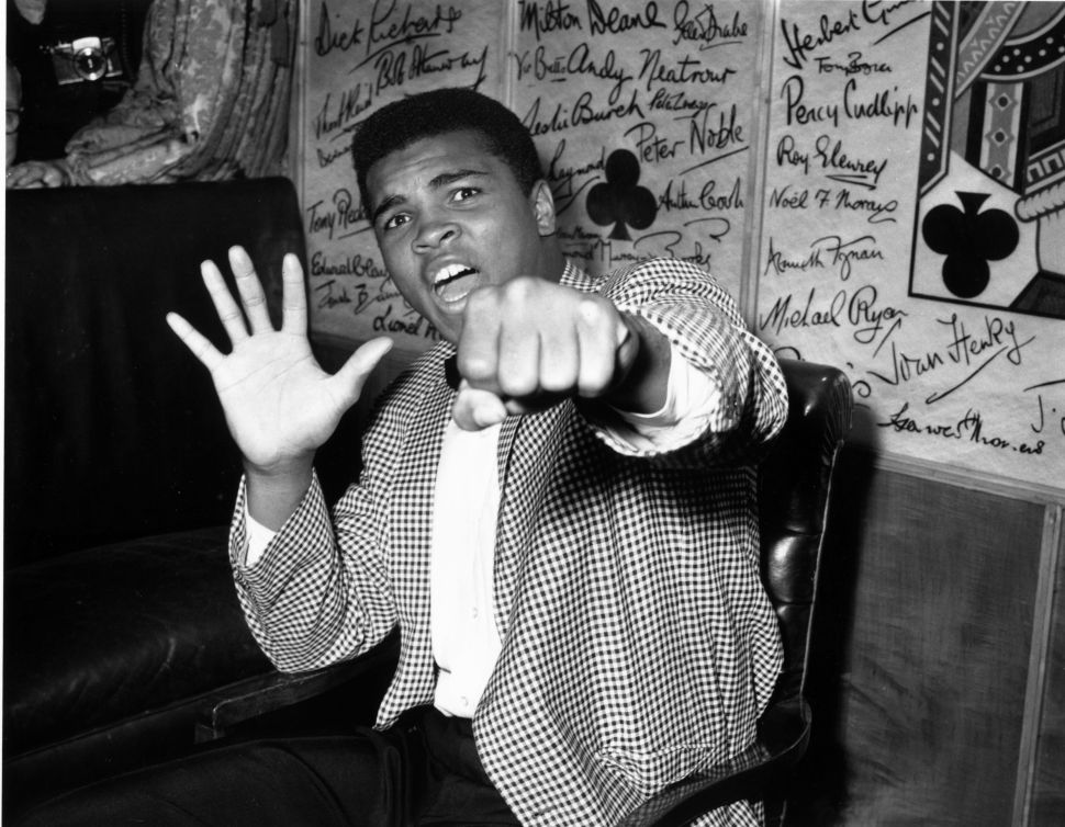 Muhammad Ali Defied the Vietnam Draft 50 Years Ago Today