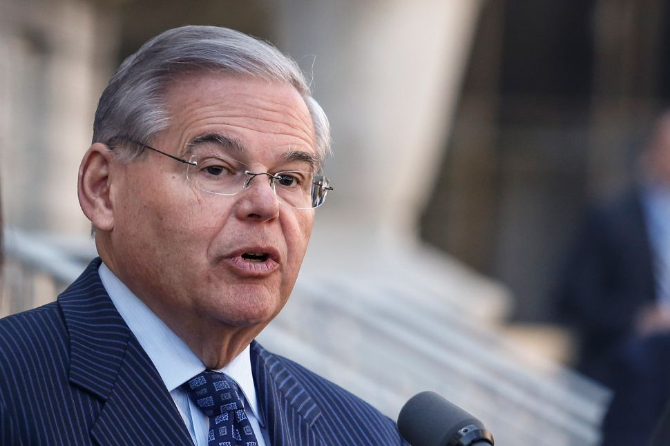 Norcross Throwing High-Dollar Fundraiser for Menendez