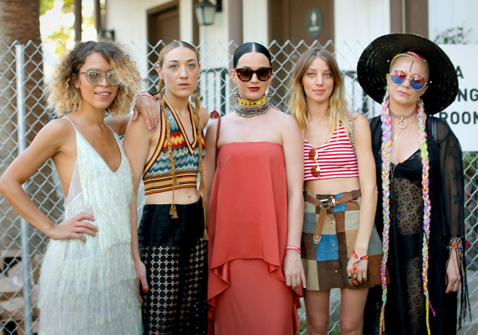 Look Hot, Desert Be Damned: 4 Essential Coachella Beauty Tips