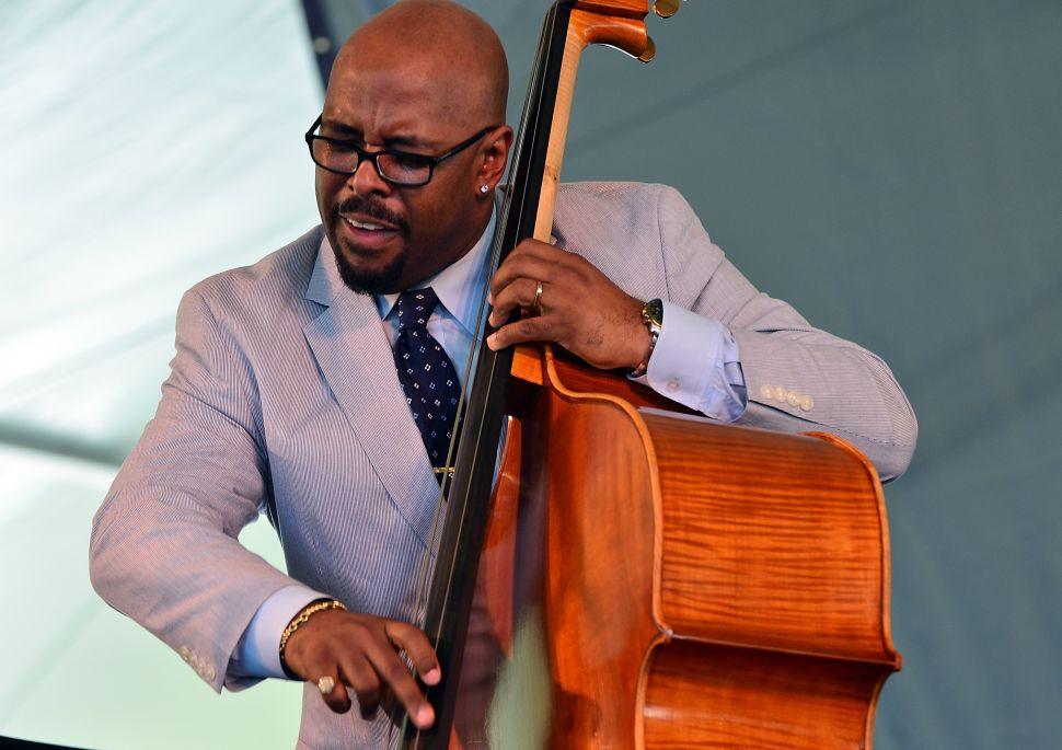 Mixing Big Band Jazz With James Brown Soul, No One Plays It Like Christian McBride