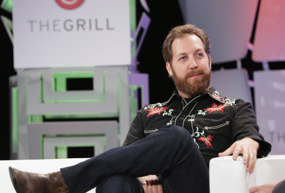 Chris Sacca: 'I Am Retiring From Startup Investing'
