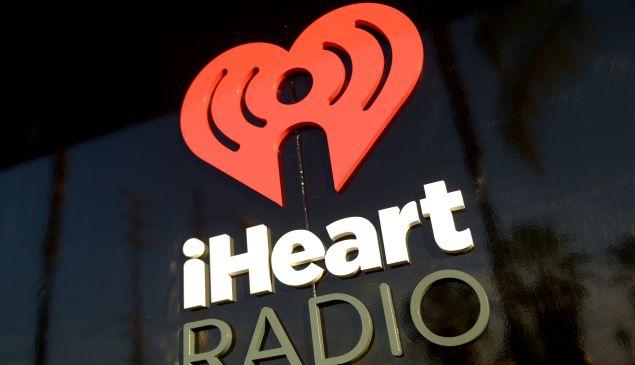 iHeartRadio logo.