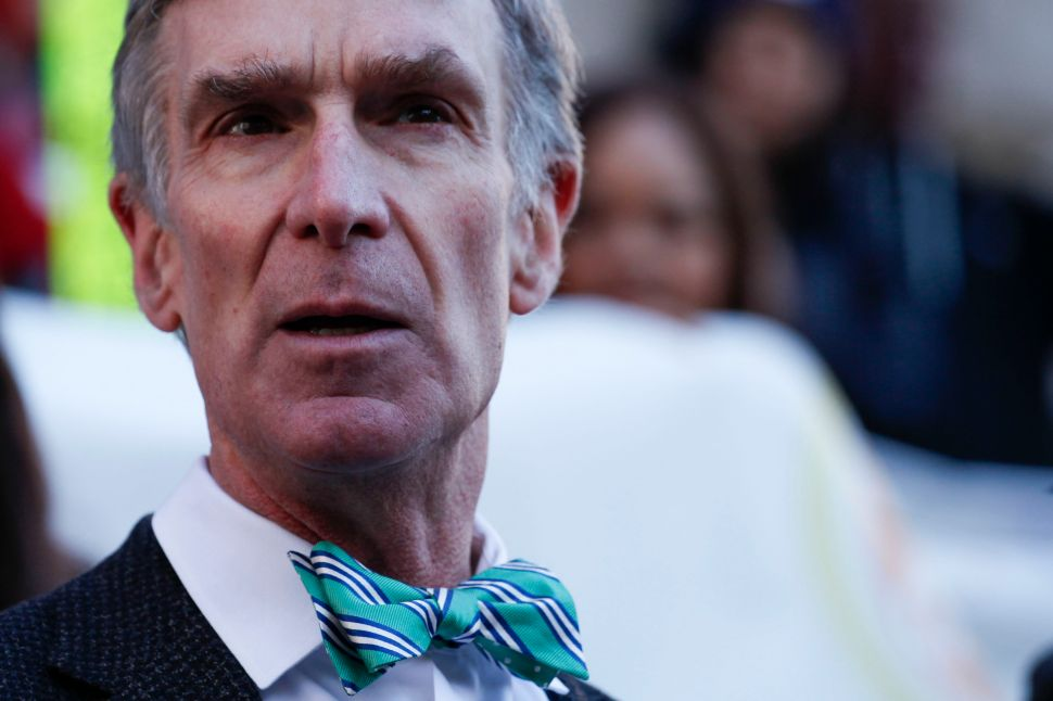 Why 4chan Isn't Buying What Bill Nye and Political Entertainers Are Selling