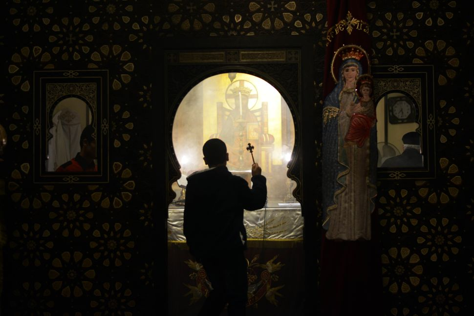 ISIS Pegs Coptic Christians Made Vulnerable by Egyptian Government