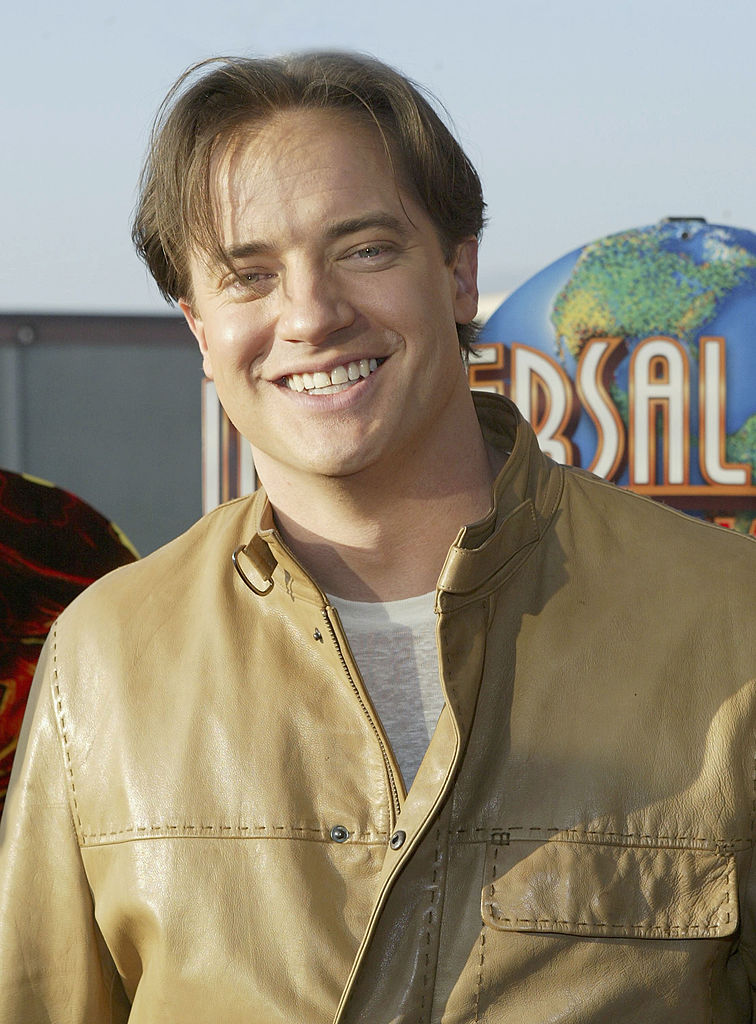 I Am Furious Brendan Fraser Isn't in the New 'Mummy' Movie