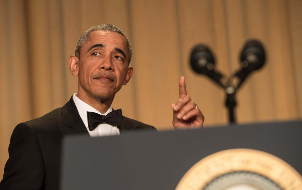 White House Correspondents' Dinner Now a Serious Event for Serious Adults