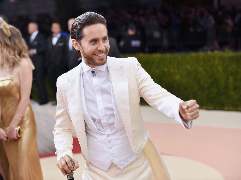 It Turns Out Jared Leto Was Never Going to Play Hugh Hefner for Brett Ratner
