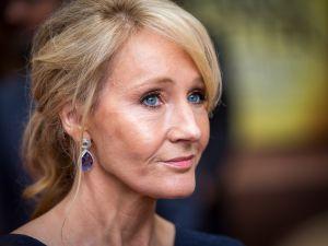 J. K. Rowling in 2016.