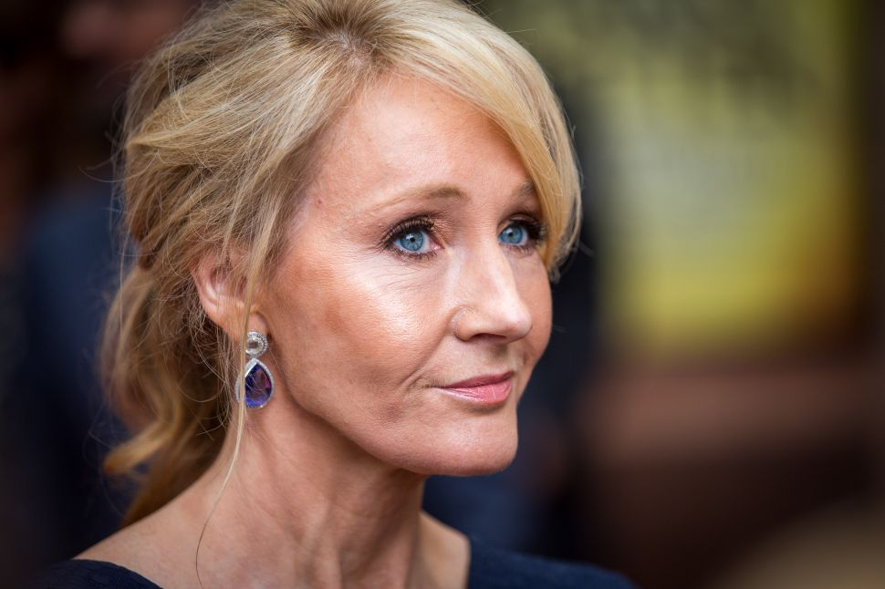 J.K. Rowling: How to Deal With Failure