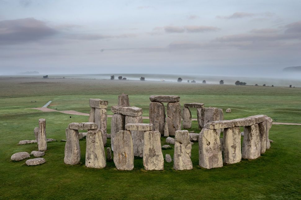 Is a Proposed Tunnel Under Stonehenge a Threat to Humanity's History?