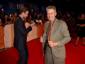 Justin Timberlake and Jonathan Demme during the 2016 Toronto International Film Festival