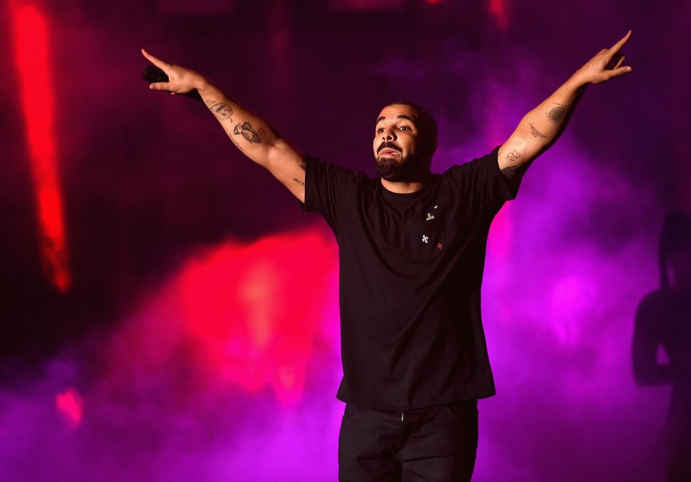 Drake Is Working on a New Album