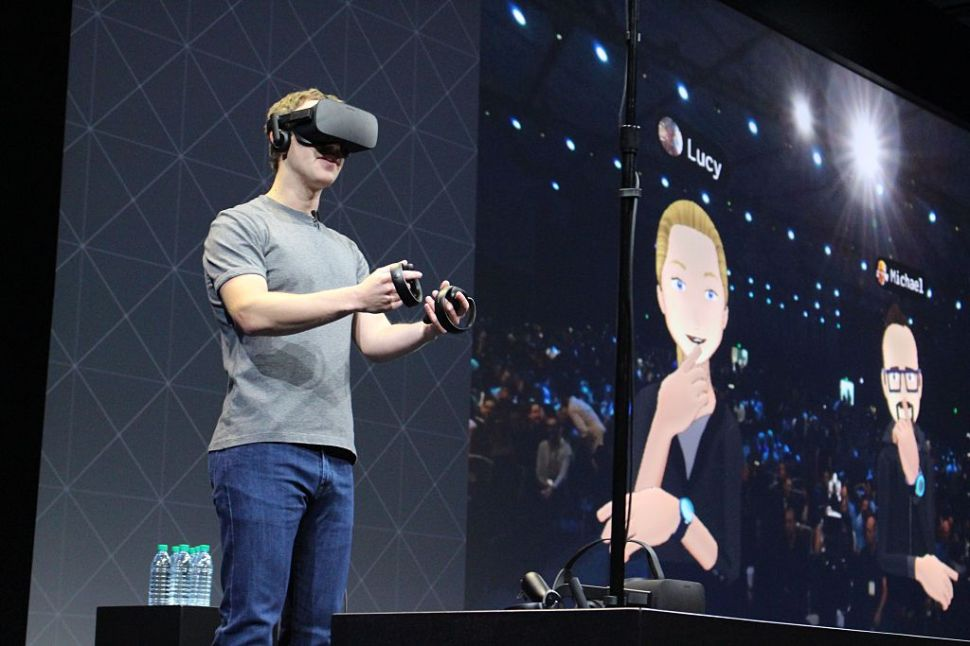 Facebook Spaces Changes Reality for VR Entrepreneurs