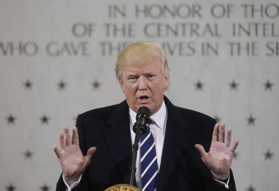 What to Look for if the CIA Is Plotting Against Trump