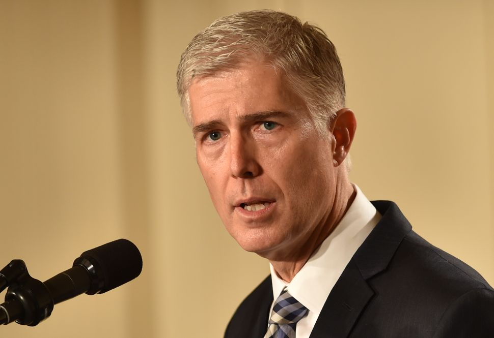 Gorsuch Likely to Join Supreme Court, Despite Last-Minute Attack From the Left