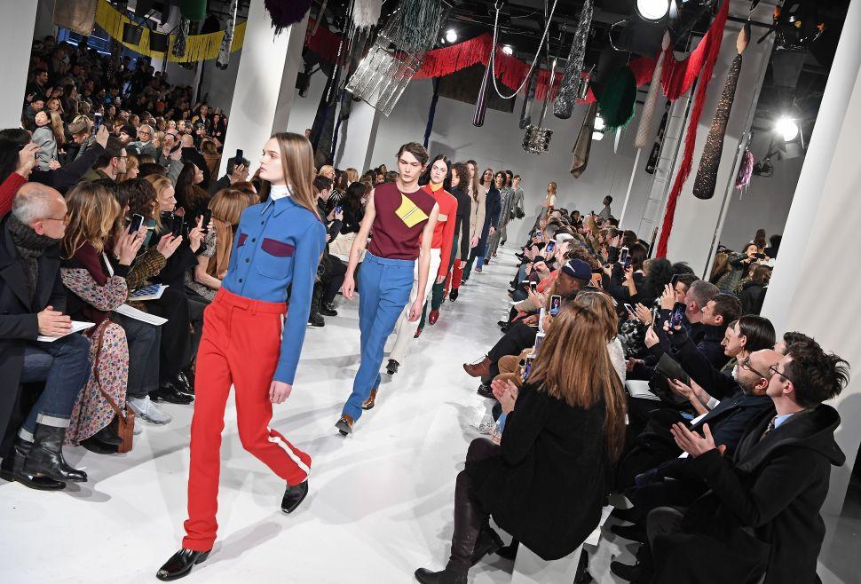 New York Fashion Week Is Getting Shorter