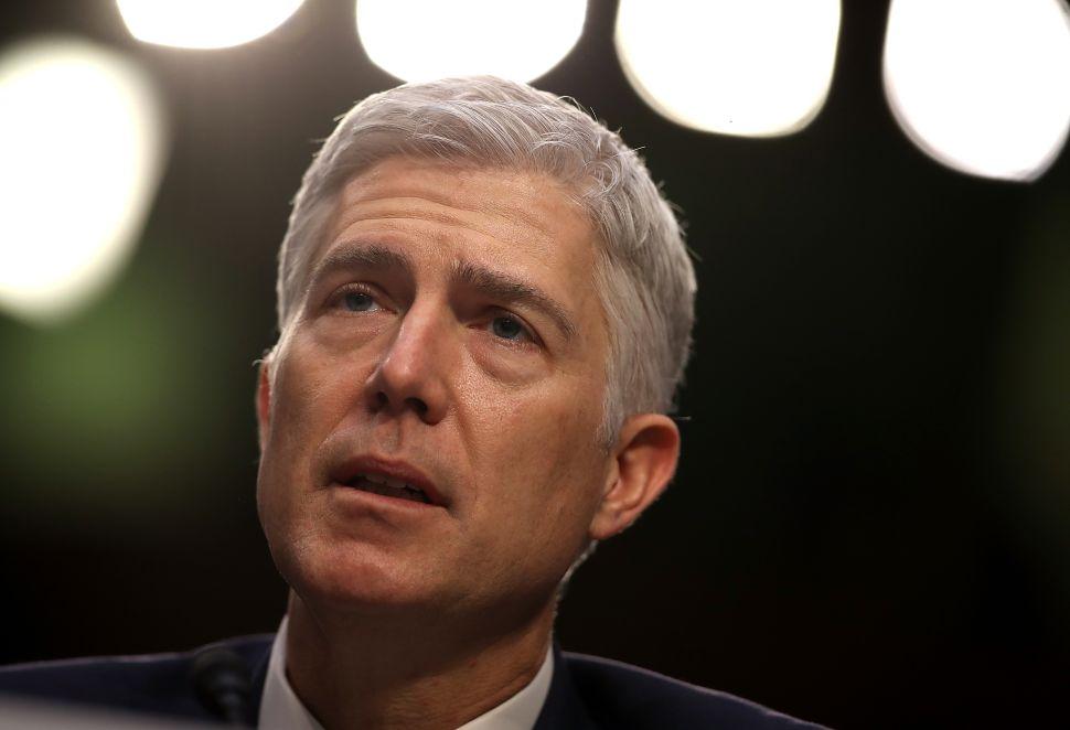Democratic Spite Will Backfire