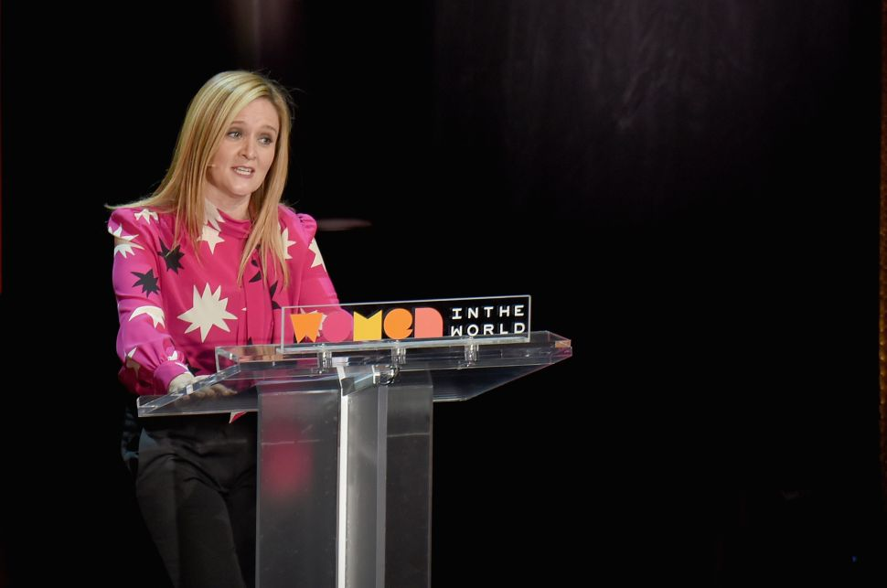 Elites Gone Wild: Samantha Bee Tells Lena Dunham Rikers Island Is Caribbean Vacation