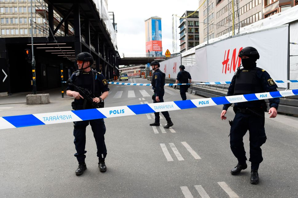 New York City Braces After Stockholm, Sweden, Truck Attack