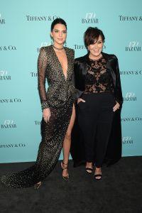 Kendall Jenner, Kris Jenner.