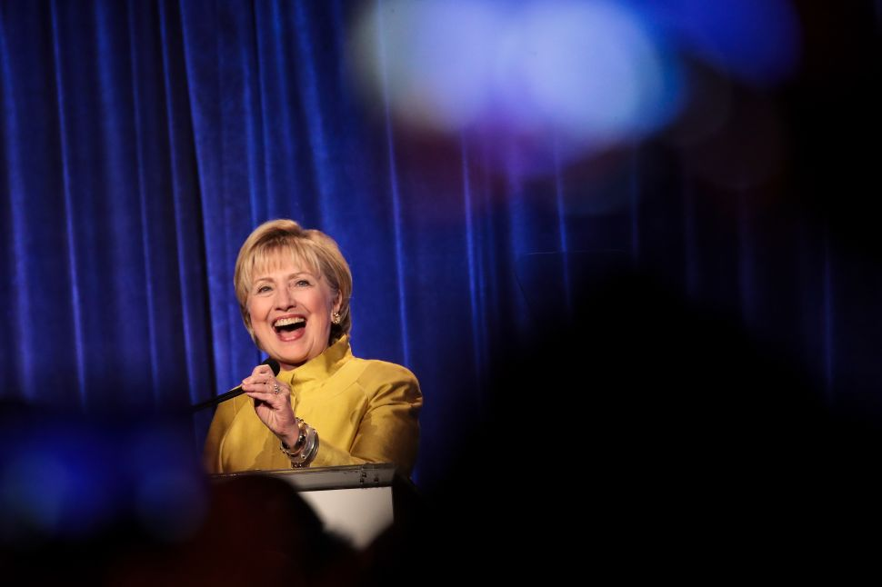 Hillary Clinton Has 'Shattered' to Thank for Yet Another Terrible Week